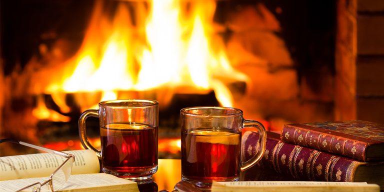 Bois sec foyer chaleur